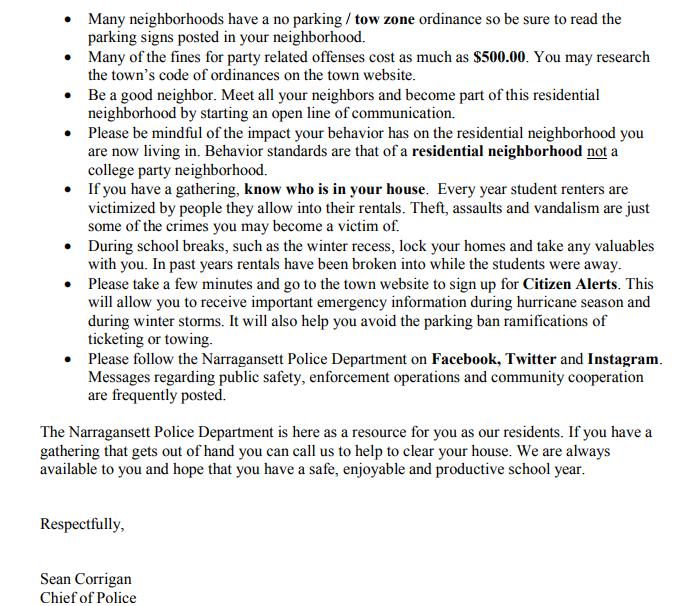 police res letter pt 2